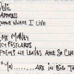 Lyrics-Last Night Needles (Devil)