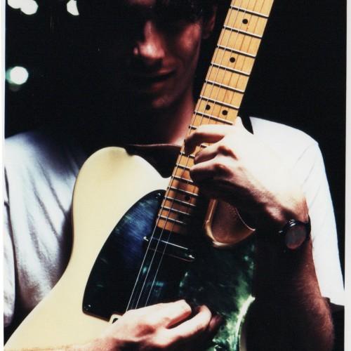 Mikio Ariga Guitar Close Up 3