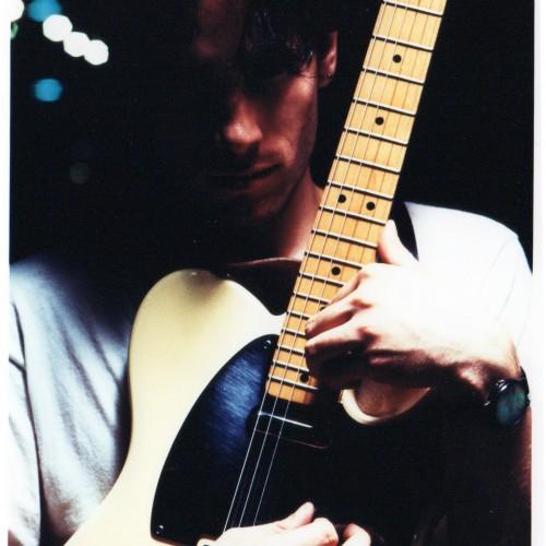 Mikio Ariga Guitar Close Up 4