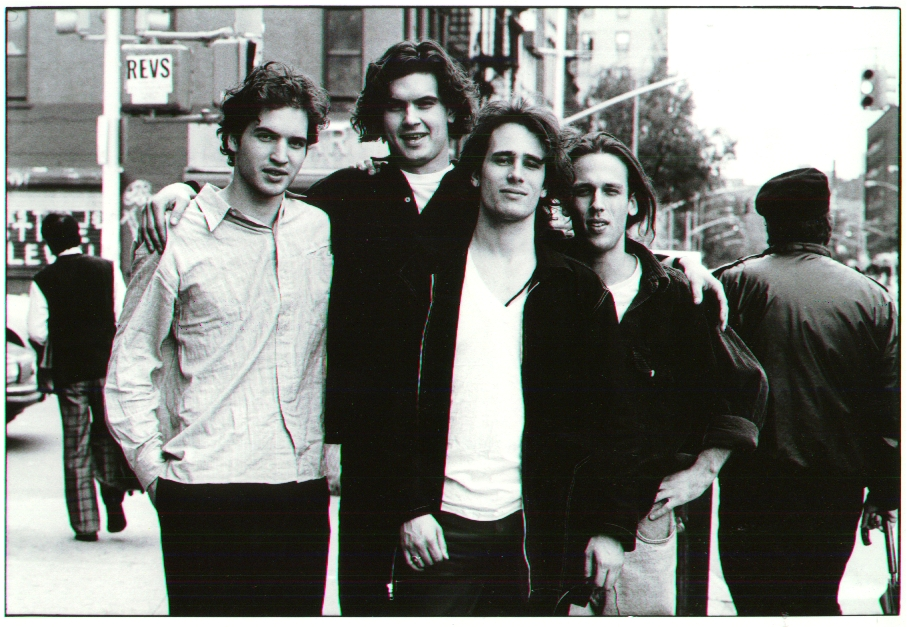 the band jeff buckley